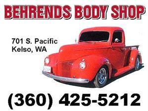 Behrends Body Shop  Inc