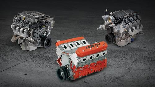 GM Performance Parts