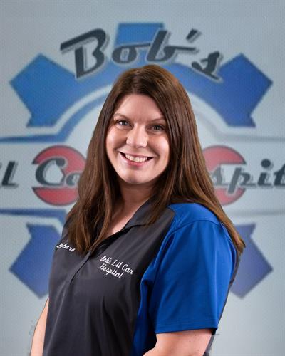 Barbara Daniel, Service Advisor