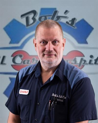 Charlie Zimmerman, Owner Lead Diagnostic Technician