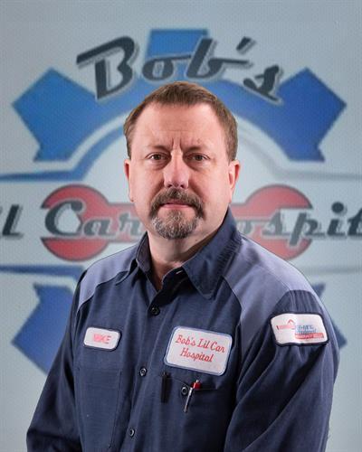 Mike Zwiefelhofer, Technician