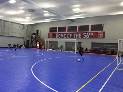 Madison 56er's soccer/Futsal Club Facility