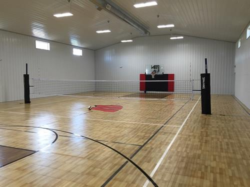 Oregon Pole Barn Court