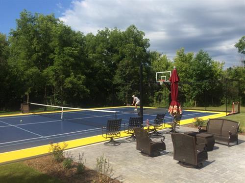 Delafield Multi Court