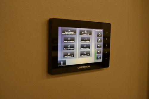 Control Touchscreen