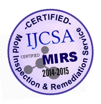 Mold Inspection and Remediation Certification