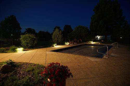 Pool Lighting - Residential