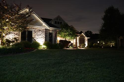Low Voltage - Landscape Lighting - Residential