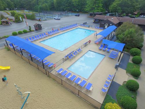 West End Outdoor Pool