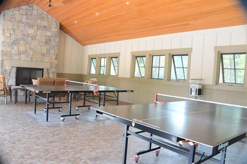 Rec Room at Cascade Cove