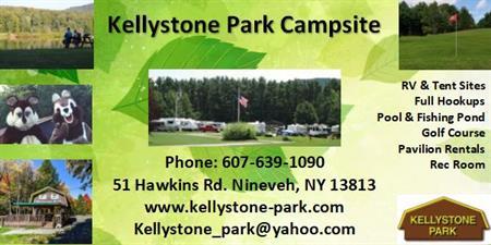 Kellystone Park Campsite