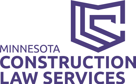 MN Construction Law Services - the Governor's Order