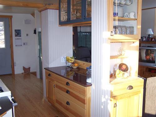 Farmhouse Kitchen-Baking Center
