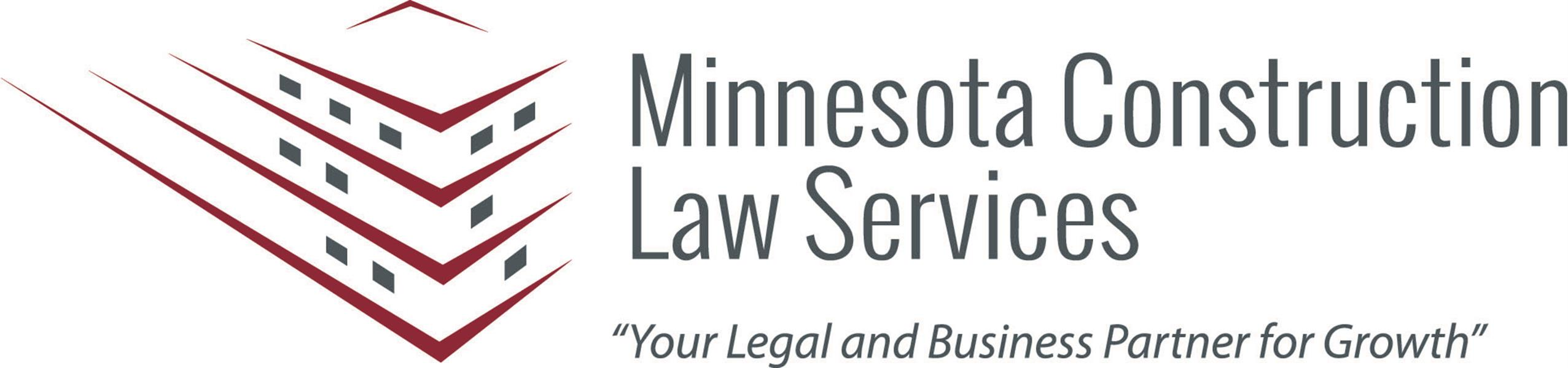 MINNESOTA CONSTRUCTION LAW SERVICES PLLC