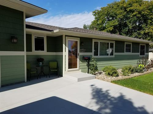 Garage Addition and Exterior Remodel