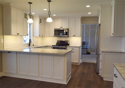 Kitchen Remodel-Roseville