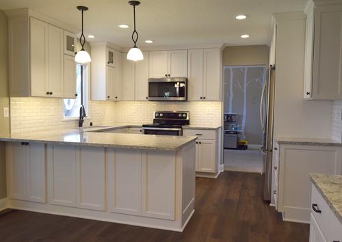 Kitchen Remodel-Roseville