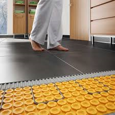Ditra Heat - Electric Floor Warming