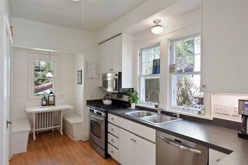 Kitchen on Aldrich