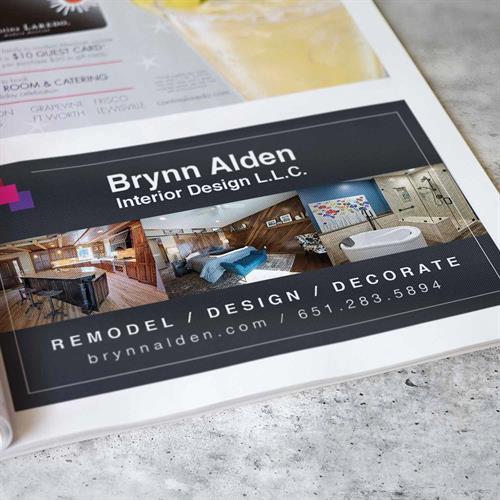 Ad - Brynn Alden Interior Design