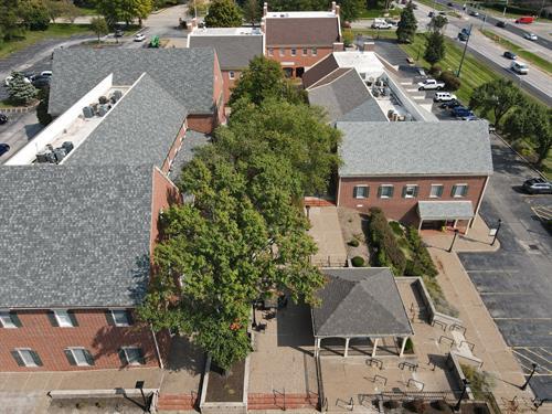 Paul Revere Square Davenport Iowa