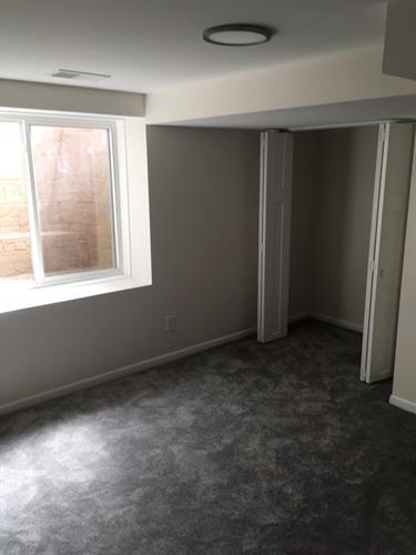 Basement Bedroom Remodel