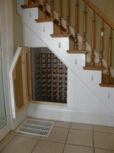 Home Wine Cellars and Wine Racking