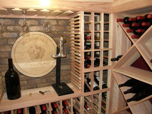 Home Wine Cellars and Wine Racking