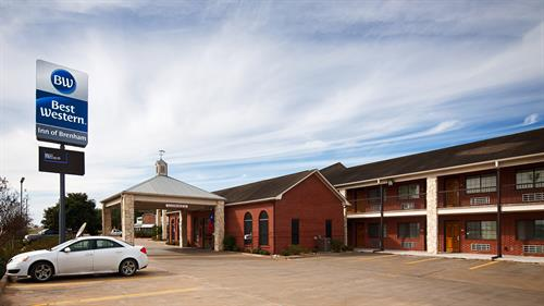 Welcome to BEST WESTERN Inn of Brenham!