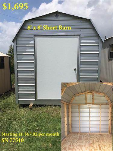 Portable Buildings Of Brenham Portable Buildings Cabins