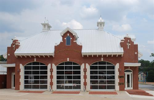 Fire Station - Full Vision