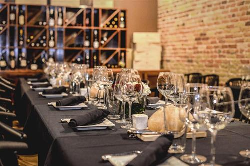 Monthly Wine Dinners