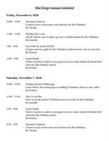 Hermann Furniture Presents Christmas Magic