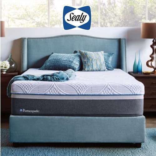Shop the area's largest exclusive selection of Sealy mattresses - made right here in Brenham.