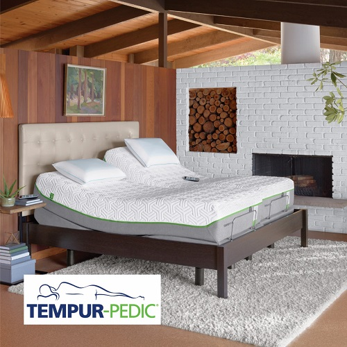 Area's largest selection of TempurPedic flat and adjustable beds.