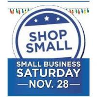 Small Business Saturday is November 28