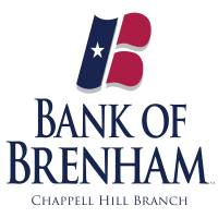 Bank of Brenham to open a new branch in Chappell Hill