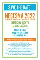 SAVE THE DATE: NECSEMA 2022 Annual Trade Expo