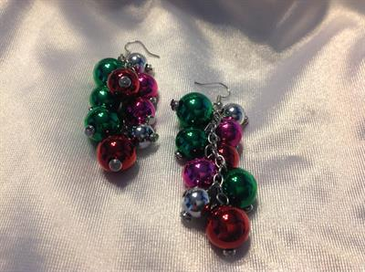 CHRISTMAS EARRING UIERFER1678MT  $5.00