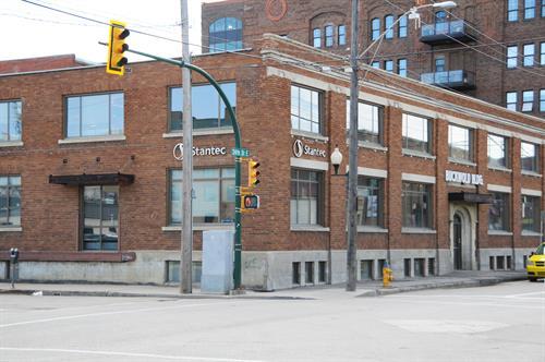 Stantec Saskatoon Office