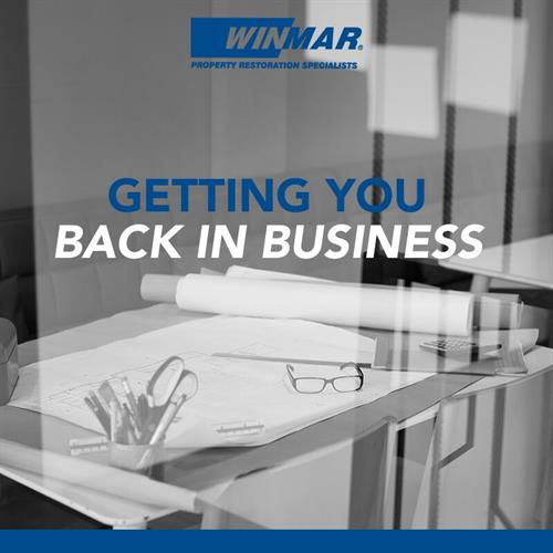 WINMAR Getting You Back in Business