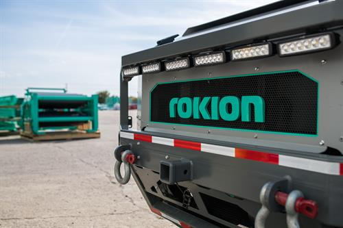 Rokion Battery Powered Electric Vehicles