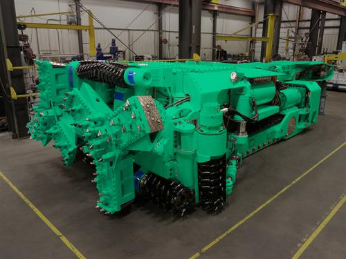 Prairie Machine - Xcel 42 Borer Miner