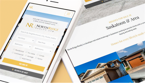 North Ridge Realty Website