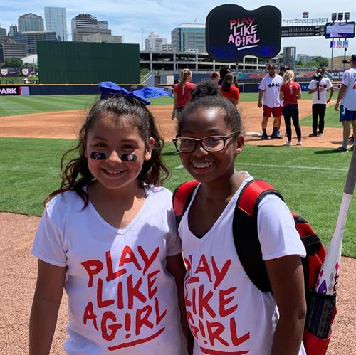 Play Like a Girl STEM Field Trip to First Tennessee Park