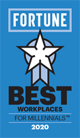 Asurion Named One of the Country's  Best Workplaces for Millennials
