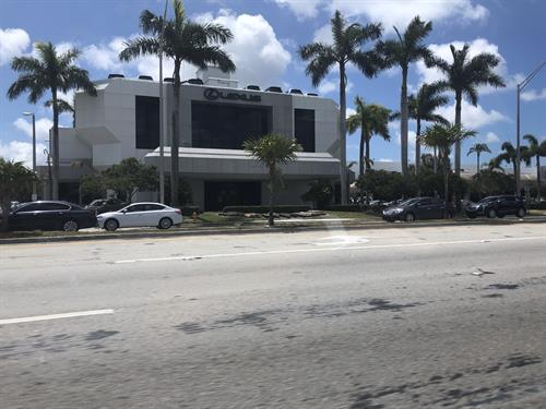 Lexus of Kendall on US1