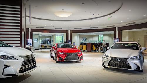 Inside Lexus of Kendall