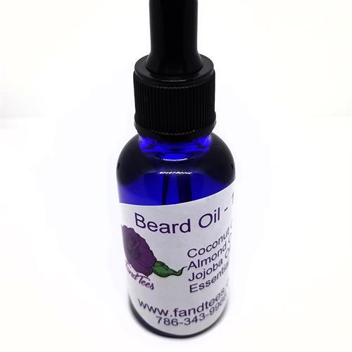 Beard Oil (Natural Oils)