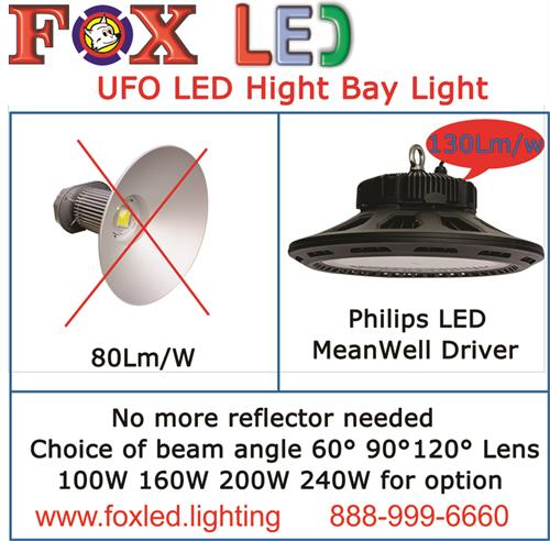 UFO Hi Bay LED